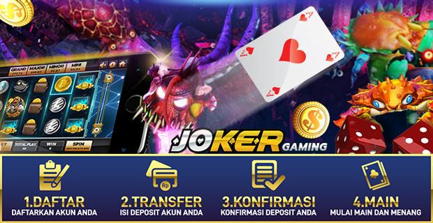 Www Joker123 Net – Daftar Slot Joker123